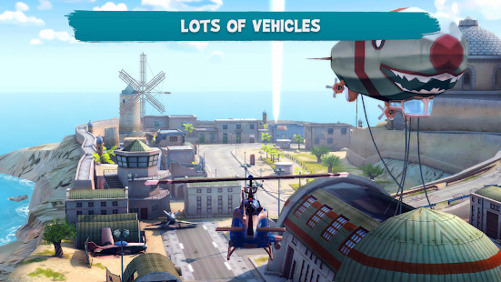 Blitz Brigade - Online FPS fun Screenshot
