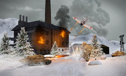 Tank Battle War Games 2020: Tank Games World War 2 Screenshot