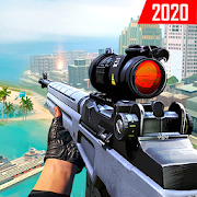 City Sniper Gun Shooter : Elite 3D Shooting Games