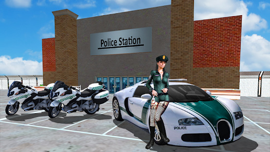 Police Super Car Challenge 2 Screenshot
