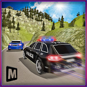 Andreas Police Car Hill Chase