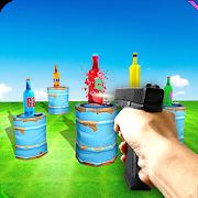 Bottle Shooting 2020: Shooting Games