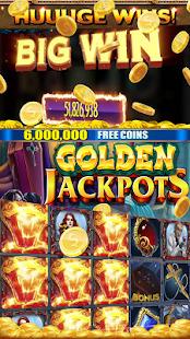 Slots Vampires Wild Vegas Casino Slots Machine Screenshot