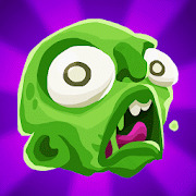Zombie Run : Halloween party