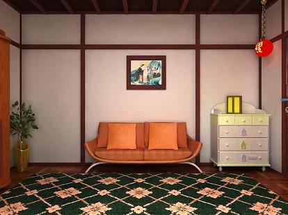 Hatsune Miku Room Escape Screenshot