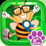 Spelling Bee Words Practice for 6th Grade FREE
