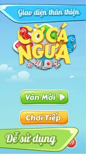 Co ca ngua Ludo Vietnam Screenshot
