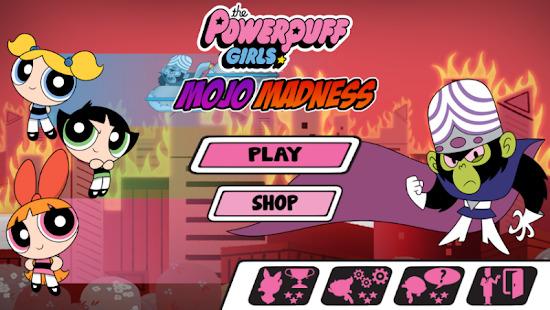 Powerpuff Girls ❤ Mojo Madness Screenshot