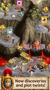 Roads of Rome: New Generation Screenshot