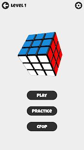 Magic Cube Puzzle Screenshot