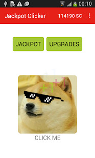 Jackpot Clicker Screenshot