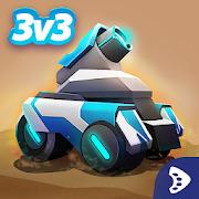 Tank Raid Online - 3v3 Battles