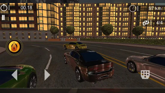 Freeway Police Pursuit Racing Screenshot