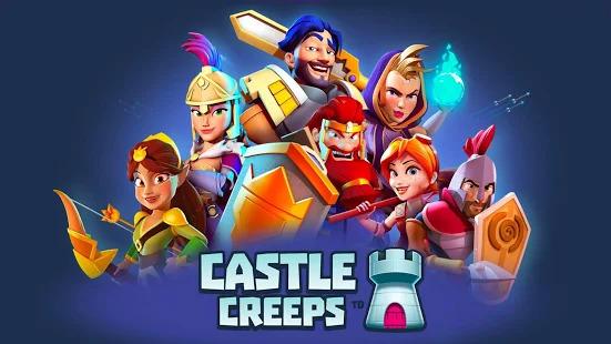 Castle Creeps TD - Epic tower defense Screenshot