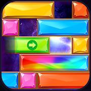 Jewel Sliding - Falling Puzzle & Slide Puzzle