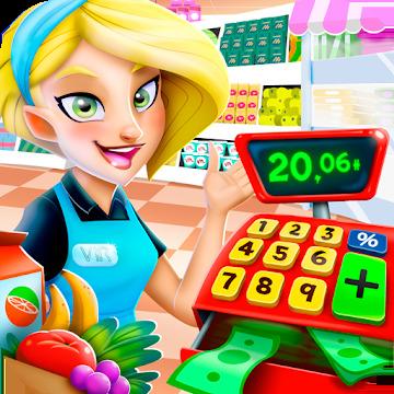 Supermarket Manager - Store Cashier Simulator