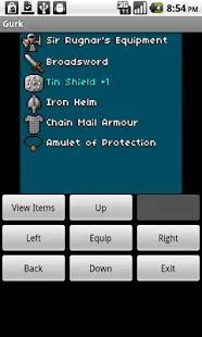 Gurk the 8-bit RPG Screenshot