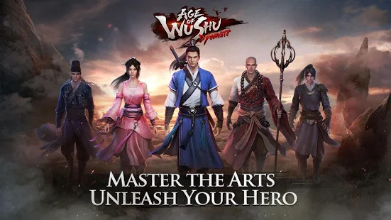 Age of Wushu Dynasty Screenshot