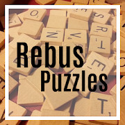 Rebus Puzzles & Riddles - Logic Word Quiz Game