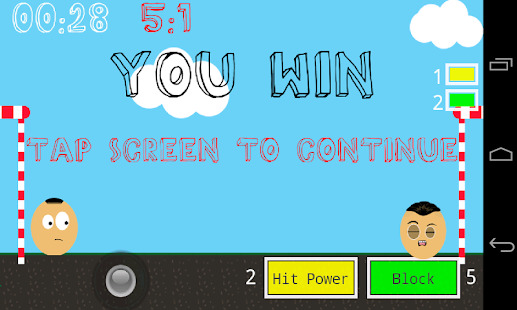 Head Soccer Champion Screenshot