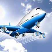 Airplane Flight Pilot Simulator Free Flying Games