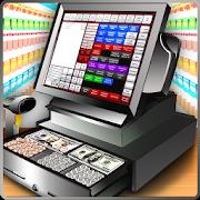 Supermarket Cash Register - Girls Cashier Games