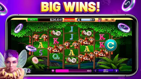 High 5 Casino: The Home of Fun & Free Vegas Slots Screenshot
