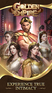 Golden Empire - Legend Harem Strategy Game Screenshot