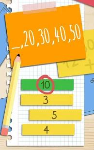 Fun Math Games  Free Maths Puzzles Math Quiz App Screenshot
