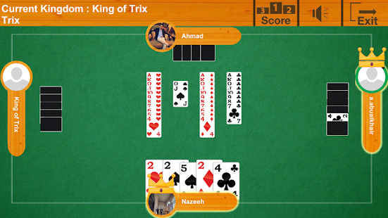 Trix Trex Complex Online Screenshot