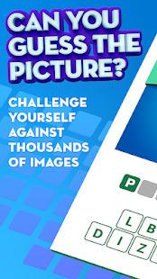100 PICS Quiz - Guess Trivia Logo & Picture Games Screenshot