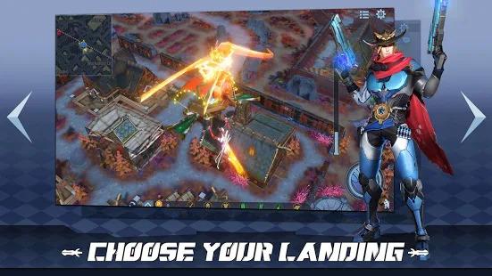 Survival Heroes - MOBA Battle Royale Screenshot