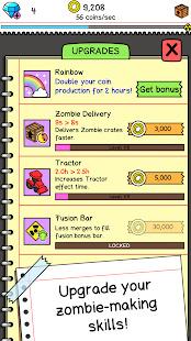 Zombie Evolution - Halloween Zombie Making Game Screenshot