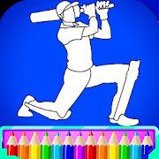 Cricket Coloring Book