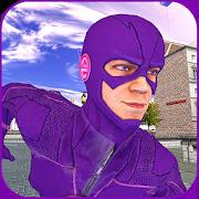 Flash Hero Combat: Flash Lightning Superhero