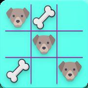 Dog Bone Toe  - Tic Tac Toe