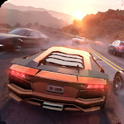 Highway Asphalt Racing : Traffic Nitro Racing