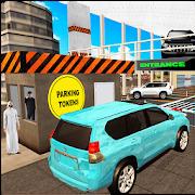 Modern Parking: New Prado Parking Game
