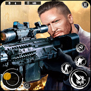 Desert Sniper 3D: Battleground Battlefield!