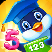 Learning Math with Pengui ~ Kids Educational Games