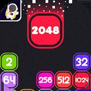 Infinite 2048 - Shoot n Merge!