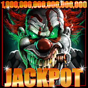 Crazy Clown Killer Jackpot: Vegas Slot Machine 777