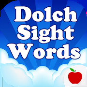 Dolch Sight Words Flashcards -Common English Words