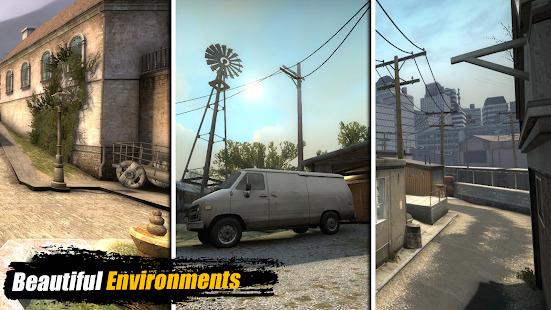 Alpha Terrorist Squad Shooting: Fps Counter Attack Screenshot