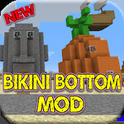 Mod BIKINI Bottom Craft