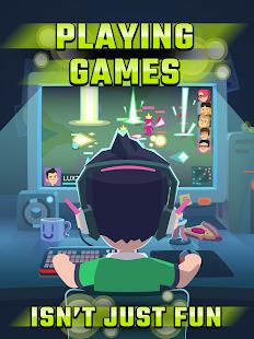 League of Gamers - Be an E-Sports Legend! Screenshot