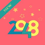 العاب 2048 ,numbers game 2048 tile free  no wifi