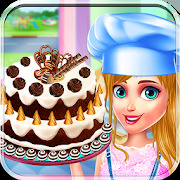 Doll Cake Bake Bakery Shop - Chef Cooking Flavors