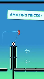 Stickman Hook Screenshot