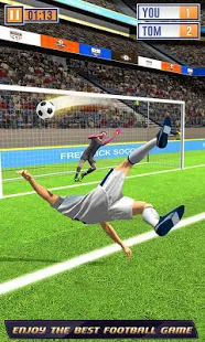 Football Kicking Game - Soccer Stars Screenshot